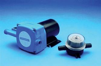 Ocean technologies Spülpumpe 12 V, 12 l