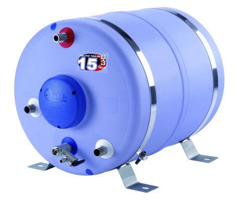 Quick Warmwasserbereiter, 15 l, zylindrisches Modell