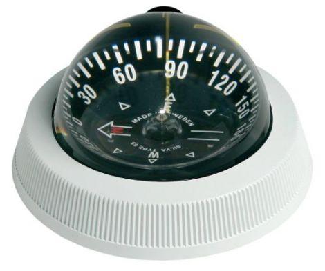 Silva Kompass 85E, shwarz/weiss
