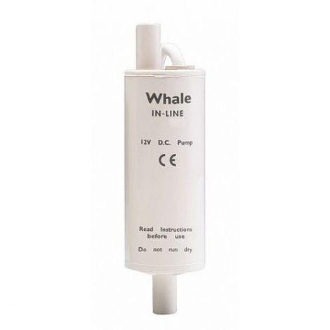 WHALE Einbau Verstärkerpumpe Premium 12 V