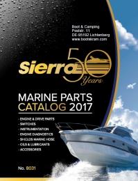 Sierra Marine Parts Katalog