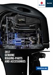 Suzuki Parts Ersatzteile 2017