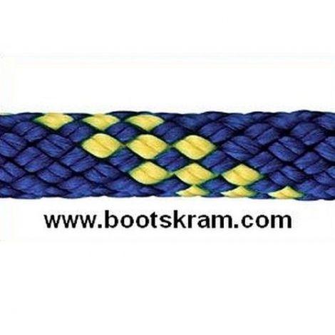Liros Ropes Handy-Elastic Polyamid Seile Spulen marine-gelb