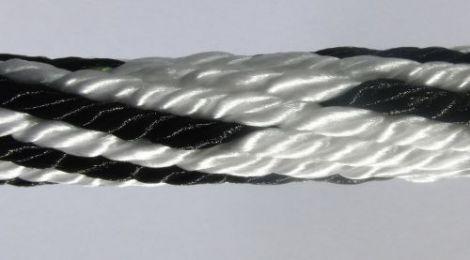 Liros Flechtleine Polyamid Seil 10 mm x 19,5 m Tauwerk