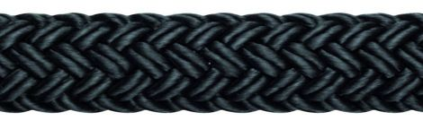 Liros Multi Black Polyester Bühnen Seil