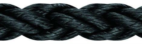 Liros Ropes Squareline black Festmacher Seil