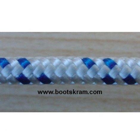 Trimmleinen Liros 3 mm x 12 m blauweiss Bruchlast daN 200