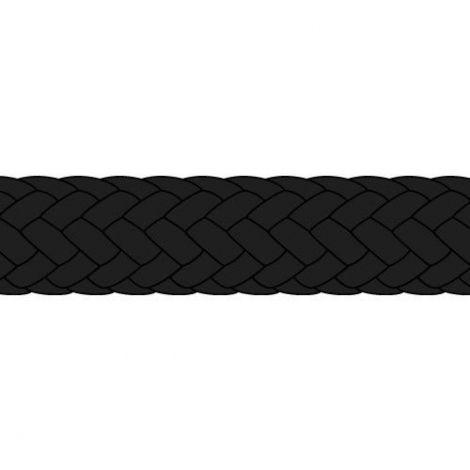 Trimmleinen Liros 3 mm x 55 m schwarz Bruchlast daN 200