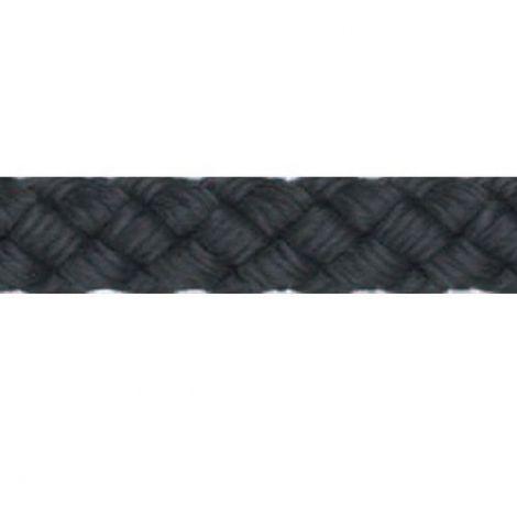 Liros PolyBlack PP Multifil Bühnenseil 5 mm x 85 m schwarz