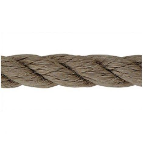 Liros Lirolen Tauwerk Polypropylen Seile hanffarbig