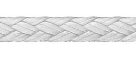 Liros D-Pro Dyneema® Seil 6 mm x 7,5 m silbergrau