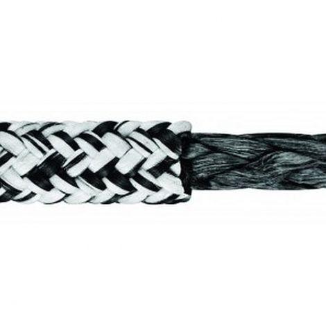 Liros Magic Pro Dyneema 8 mm x 20 m weiss-schwarz
