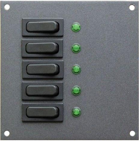 Philippi STV 200-5 Stromkreisverteiler Serie 200