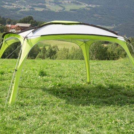 Brunner Pavillon Medusa II Größe 02 grün