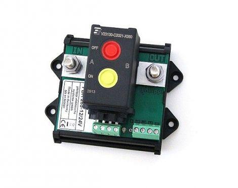 Philippi FBR 265 fernsteuerbarer Batteriehauptschalter 260A