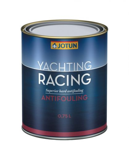 Jotun Racing Hartantifouling 2,5 l-grau
