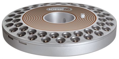 Quick Kirk LED-Leuchte, batteriebetrieben