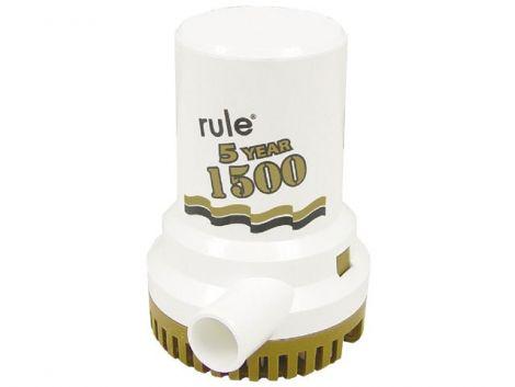 Rule Bilgepumpe RULE 1500 GOLD