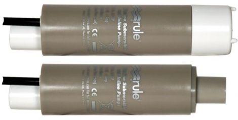 Rule Slimline 12V portable Wasserpumpe