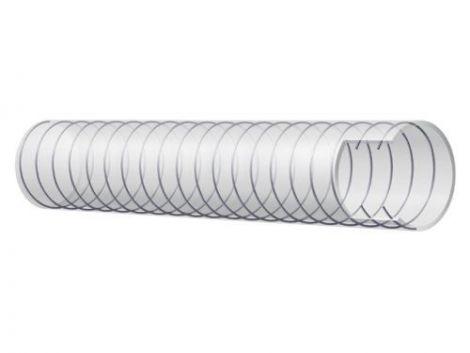 Saugdruck-Trinkwasserschlauch 20 / 28 mm transparent
