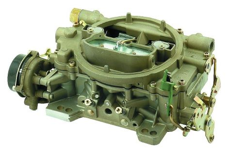 Vergaser CARBURETOR 750 CFM Sierra Marine