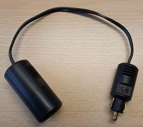 Adapterkabel 12 V 0,2m