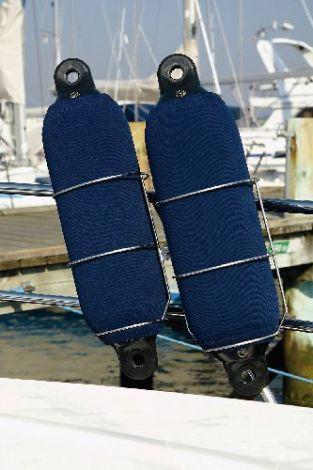 Fenderstrümpfe marineblau 623 für Fender 15 x 58,5 cm