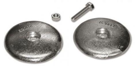 Zinkanode Teller 50 mm