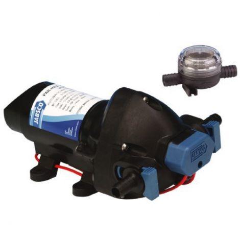 Jabsco PAR-MAX 3 Pumpe 24V Typ 32305 Deckwasch Set
