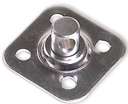 Opti Bodenplatte mit Wirbel
