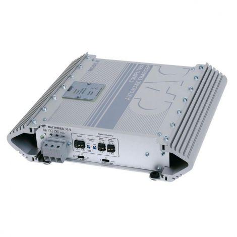 Büttner Elektronik Duo-Automatik-Ladegerät MT1215 mit IUoU-Kennlinie 15A/12V