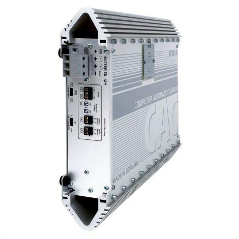 Büttner Elektronik Duo-Automatik-Ladegerät MT1260 mit IUoU-Kennlinie 60A/12V