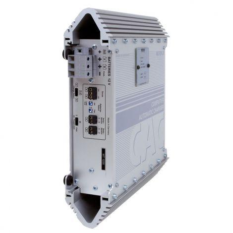 Büttner Elektronik Duo-Automatik-Ladegerät MT1230 mit IUoU-Kennlinie 30A/12V