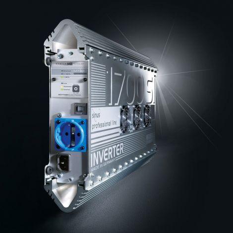 Büttner Elektronik Wechselrichter mit Netzumschaltung MT1700SI-N 1700W