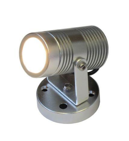 Philippi PLS 2,5 S Mini-Power-LED-Spot mit Ein/Aus-Taster