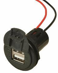 Philippi USD 5D USB-Doppel-Steckdose