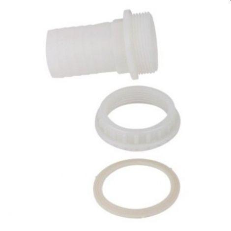 Plastimo gerader Verbinder 38mm Frischwasseranschluß