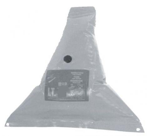 Flexibler PVC-Wassertank dreieckig