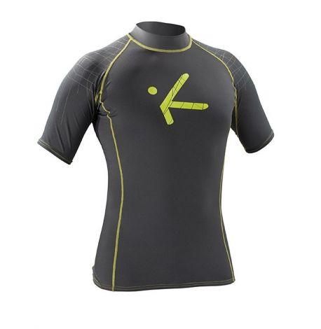 Hiko Sport Shade m ss Funktionsshirt schwarz-XL