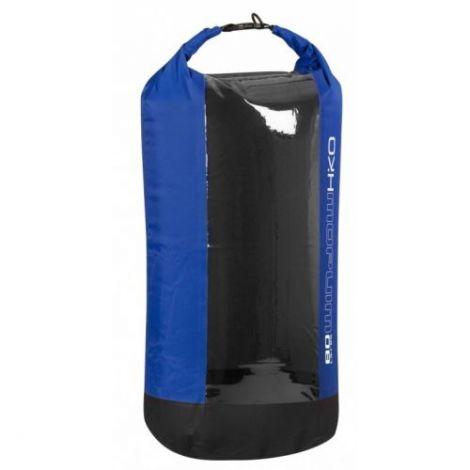 Hiko Sport Window Cylindric Trockensack 80 L blau