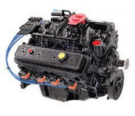 Longblock 350 MPI BRAVO 300HP Crate Engine 8M0093550 Mercruiser