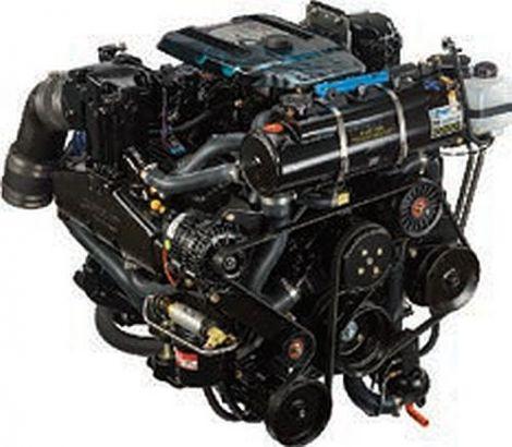 Longblock 383 MPI FWC - BRAVO 350HP 8M0109404 Mercruiser Reman