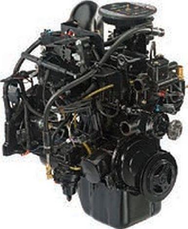 Longblock CRATE ENG-3.0L 130HP 8M0123362 Mercury Mercruiser