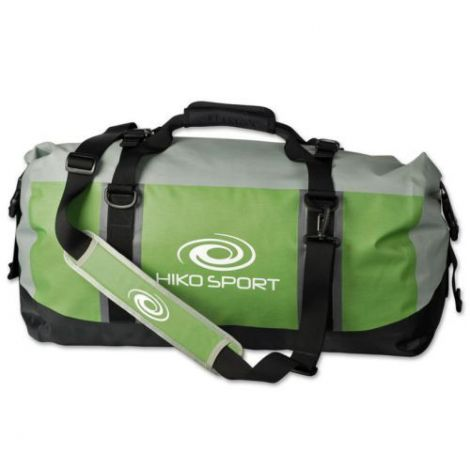 Wasserdichte Reisetasche 40 L grün von Hiko Sport