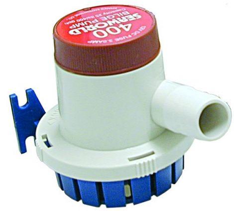 Elektrische Bilgepumpe 12V - 1500l/h