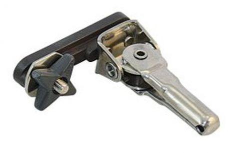 Lümmelbeschlag 10 x 10 mm für 7 mm Schlitz