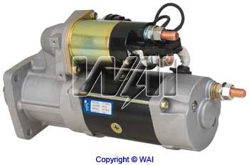 WAI Anlasser 6809N