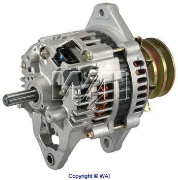 WAI Lichtmaschine 12335 für Chevrolet, GMC, Isuzu
