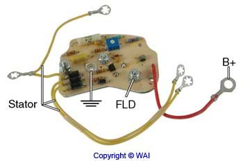 WAI Regler D813HD