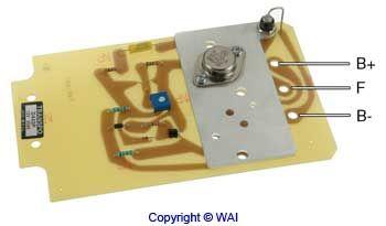 WAI Regler D443P